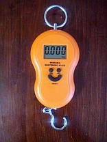 Весы ручные подвесные кантер электронный цифровой безмен, фото 2