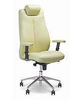 Офисное кресло для руководителя СОНАТА стиль хром