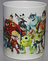 Чашка персонажи мультфильмов
