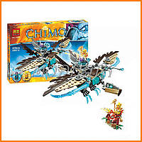 Конструктор Bela аналог LEGO Chima 216 деталей арт. 10291