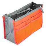 Органайзер для сумочки My Easy Bag Orange, фото 3