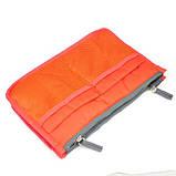 Органайзер для сумочки My Easy Bag Orange, фото 4