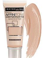 Тональный крем для лица - Maybelline Affinitone №17 розово–бежевый