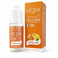 Жидкость для электронных сигарет Liqua citrus mix