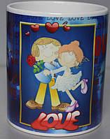 Чашка LOVE