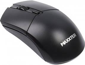 Мышь компьютерная беcпроводная Maxxter Mr-403 Black