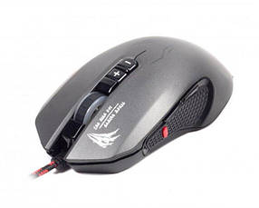 Мышь компьютерная проводная Gembird MUSG-005 Grey