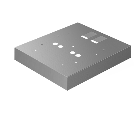 Підстава для вертикальної установки теплової завіси Ballu Stella BHC-DB-MS / BS