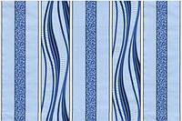 Обои бумажные Эксклюзив 054-02 голубой, фото 1