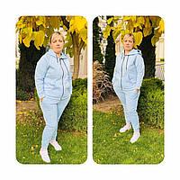 """Спортивный костюм женский на флисе  размеры 50-56 (7 цв) """"INDUS"""" недорого от прямого поставщика"""