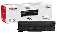 Заправка картриджей Canon 725 принтера Canon LBP-6000