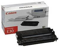 Заправка картриджей Canon E-16/ E-30 принтера CANON FC 108/200/300 Series