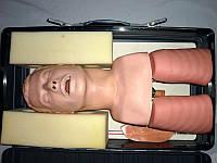 Б/У Манекен для обучения интубации, вентиляции легких LAERDAL Airway Management Trainer