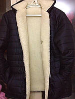 Куртка мужская теплая в батале