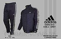 """Спортивный мужской костюм ADIDAS на флисе  размеры M-2XL """"REMAIN"""" купить недорого от прямого поставщика"""