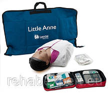 Набор для обучения LAERDAL Little Anne brown k3 k9