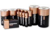 Большое поступление батареек Duracel