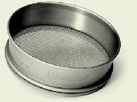 Сито лабораторное СЛШ-200мм шелковое