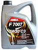 Синтетическое моторное масло Areca F7007 5w-30 C3 504-507 5L
