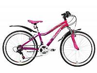 "Велосипед Winner 24"" BETTY рама 13"" (фиол-розов)"