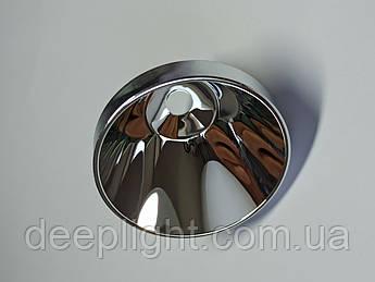Відбивач 45 х 30 х 7мм (Рефлектор) Yupard алюмінієвий гладкий