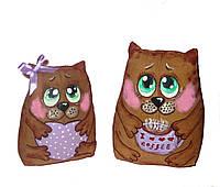 Набор кофейных игрушек Влюбленные Котейки, фото 1