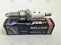 Свечи зажигания Brisk LR15YS на ВАЗ 2101-07, 2108-099 (8V), 2110-12 (8V) (4шт), фото 1
