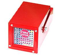 Автоматический огнетушитель FireStop для помещений или электрических шкафов кабинетов Фаер стоп