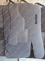 Текстильные коврики в салон на Skoda Octavia Tour (Шкода Октавия Тур)