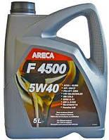 Синтетическое моторное масло Areca  F4500 5W-40