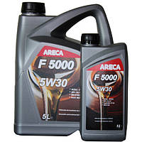 Синтетическое моторное масло Areca F5000 5w30