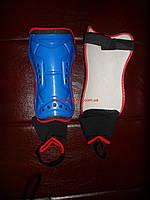 Щитки футбольные с защитой лодыжки