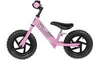 Велобег (беговел) детский Mars 12 розовый