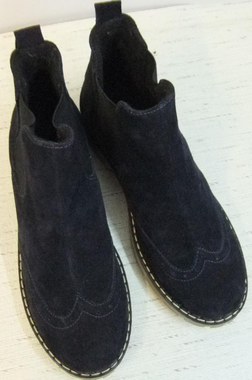 фото ботинки оксфорды