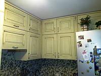 """Кухня с деревянными фасадами """"Realto"""" (Италия)"""