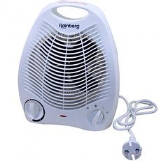 Тепловентилятор Rainberg RB-164 2000 Вт, 3 режими подачі повітря | Обігрівач дуйка Рейнберг