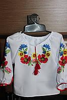 Сорочка вишиванка для дівчинки