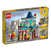 LEGO Creator Міський магазин іграшок (31105)