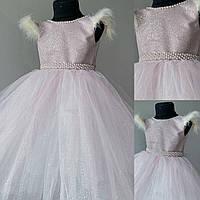 Святкове плаття для дівчинки 2-4 роки, фото 1