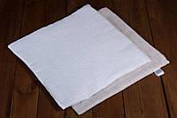 Льняная подушка детская, чехол Бязь