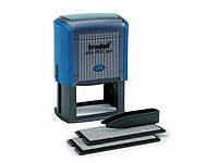 Оснастка для печатей и штампов Trodat 4927 синий Оснастка 60х40мм д/штампа, пласт