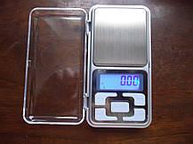Карманные ювелирные весы 0,01 - 100 гр Pocket scale MH-100, купить Портативные, электронные 100гр, фото 3