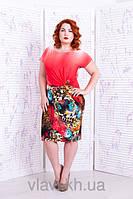 Новая коллекция платьев больших размеров уже в продаже.