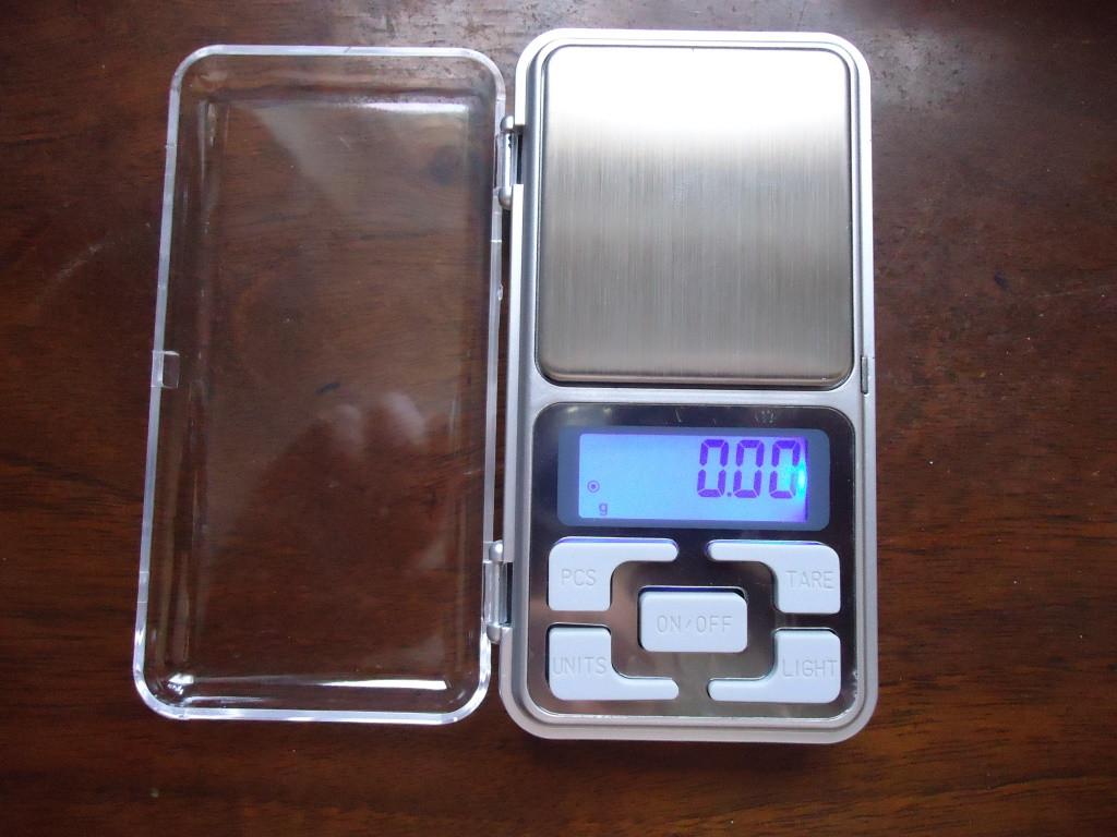 Карманные ювелирные весы 0,01 - 200 гр Pocket scale MH-200, купить Портативные, электронные 200гр