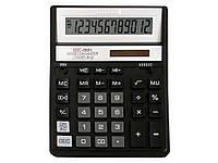 Калькуляторы бухгалтерские Citizen SDC-888XBL синий 12 разряд, 158х203,2х31, пласт корп, пласт кн