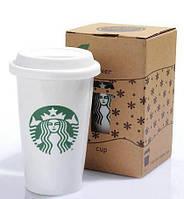 Чашка, кружка керамічна Starbucks HY101