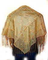 Платок женский цветной 1м