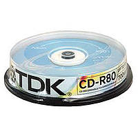 Диск Tdk CD-R80 700 MB 52x