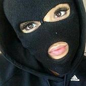 Балаклава черная/ маска черная/ шапка черная/ головной убор / Шапка-подшлемник