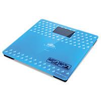 Весы напольные Deli 9030 микс 310х300х245 стеклянные электронные